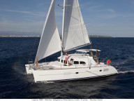 Catamaran in Vallarta